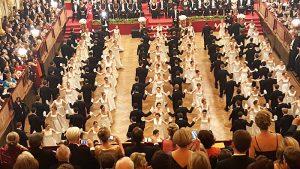 Johann Strauss: Viennese ball