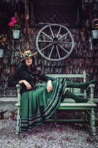 Dirndl Dresses: Lena Hoschek
