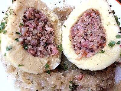 Austrian dumpling recipes: meat dumplings