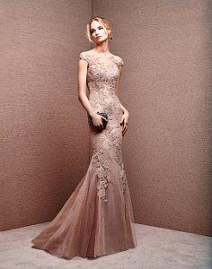 Flossmann ball gown