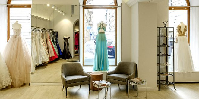Evening dress shops Vienna: Dress and Impress