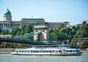 Hydrofoil Vienna Budapest: alternative city cruise