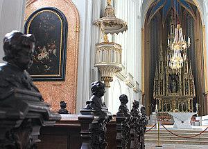Imperial Vienna Tour: Augustiner church