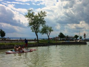 Lake Neusiedl: Podersdorf