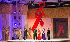 Life Ball Vienna: Red Ribbon