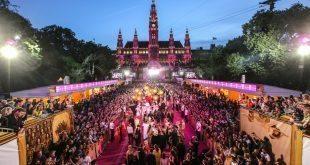 Life Ball Vienna: Opening 2015