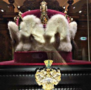 Vienna art wine tour: Austrian Archduke's Hat