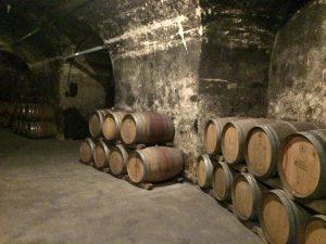 Vienna wineries: wine cellar Klosterneuburg