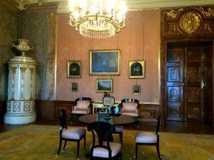 Vienna art wine tour: Klosterneuburg state rooms