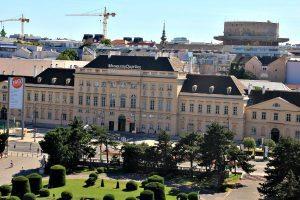 Vienna metro: Museumsquartier