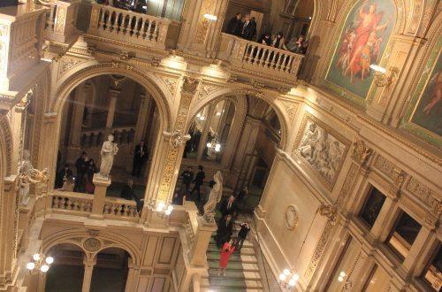 Ringstrasse Vienna: Wiener Staatsoper