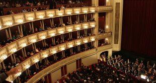 Wiener Staatsoper: Auditorium