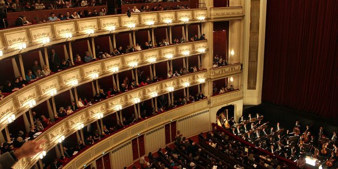 Vienna State Opera: auditorium