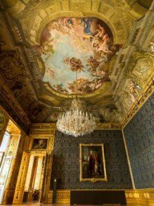 Vienna Winter Palace Prince Eugen: Blue Salon