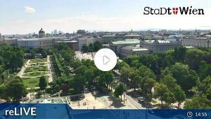 Visit Vienna: webcam Wien