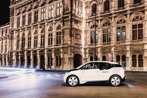 Car Rental Vienna: car sharing