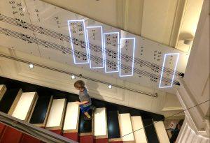 Music Museum Vienna: House of Music's interactive sound installation