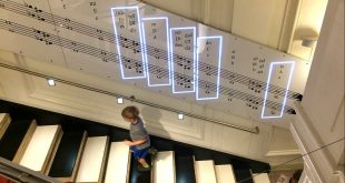 Music Museum Vienna: House of Music's interactive sound installation