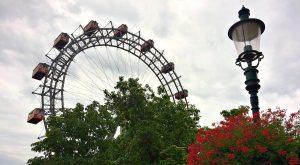 Vienna Prater Giant Ferris Wheel