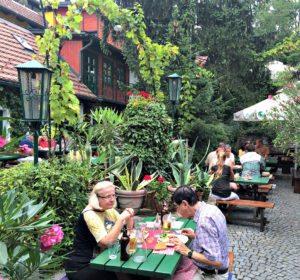 Vienna wineries: Schreiberhaus