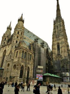 Old Vienna Walk: Stephansdom