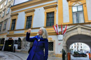 Vienna city centre: private tour guide