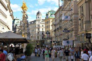 Vienna Sightseeing Top 10: Graben boulevard