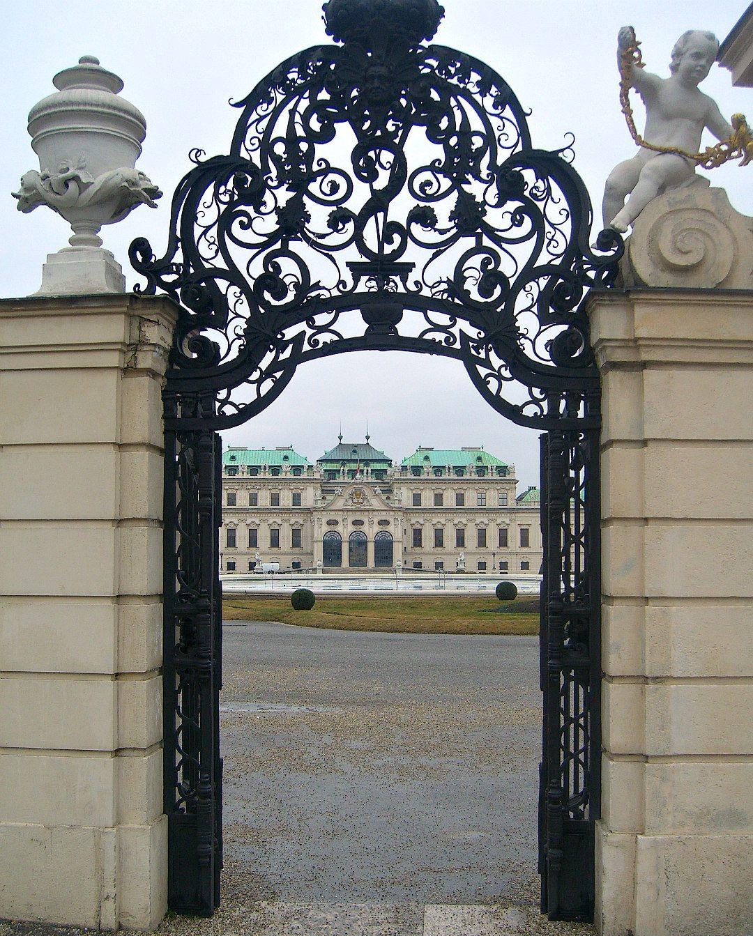 Vienna City Guide PDF: Belvedere
