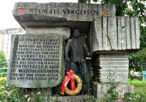 Jewish Vienna walk: Morzinplatz