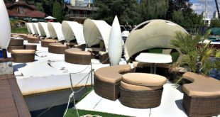 Boat trips: self guided Old Danube 'island boat' tour