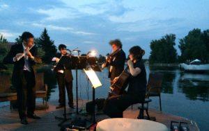 Vienna Concert Danube: floating concert