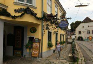 Vienna bicylce tour: Nussdorf