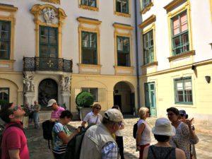 Jewish Vienna Walk: Documentation Centre of Austrian Resistance