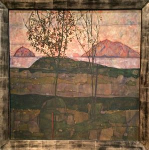 Egon Schiele Museum: Landscape