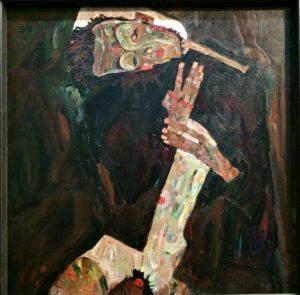 Egon Schiele Museum: The Lyricist