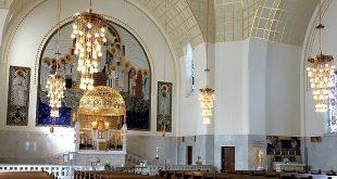 Vienna 1900: Otto Wagner church