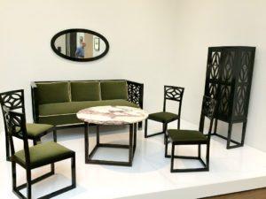 Vienna 1900: Koloman Moser furniture