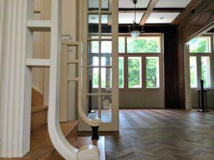 Klimt Villa Vienna: upper floor