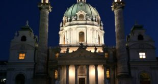 New Years Eve Concerts in Vienna: Church St. Charles Borromeo