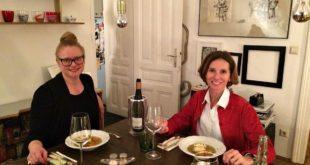 Art Walk: private dining in Neubau