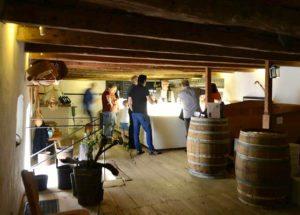 Burgenland Weingut Tour: Weinprobe bei Hopler
