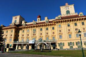Esterhazy Palace in Burgenland Austria