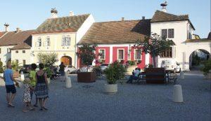 Burgenland: Rust village