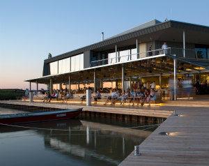 Burgenland Wine Esterhazy: Das Fritz restaurant