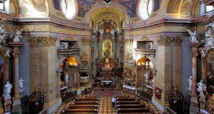 church St. Peter in Vienna
