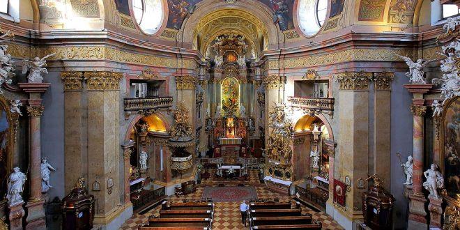 Kirche St. Peter in Wien