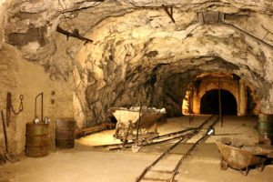 Seegrotte Tour Review: former gypsum mine