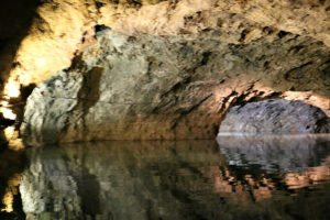 Seegrotte Tour Review: underground lake