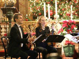 Vienna secret classical music treat: Musicians
