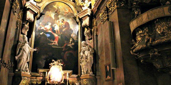 Vienna Secret Classical Music Treat at Church St. Peter